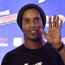 Ronaldinho jugará un partido de exhibición con el Cienciano del Cuzco