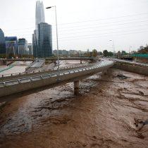 Al rojo el cruce de acusaciones entre MOP y Costanera Norte por responsabilidades asociadas al frente de mal tiempo