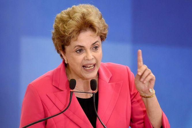 Dilma Rousseff viaja a Chile y confirma participación en encuentro internacional de DD.HH.