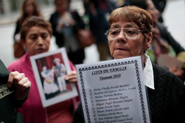 El crudo relato de las víctimas del caso Tsunami: