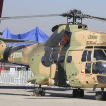 Cae helicóptero del Ejército en Portillo