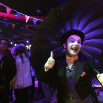 [SOCIALES] El circo se toma el evento Tardes y Noches de Heineken en la Casona de Las Condes