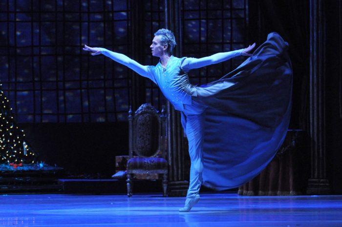 """Transmisión online de ballet """"Cascanueces"""" de Teatro del Lago"""