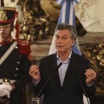 Macri sigue ejemplo de Piñera y  anuncia fideicomiso ciego para administrar su fortuna mientras sea presidente