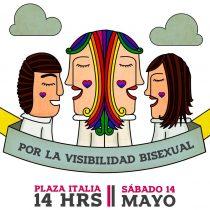 Convocan a la primera marcha por bisexuales en Chile
