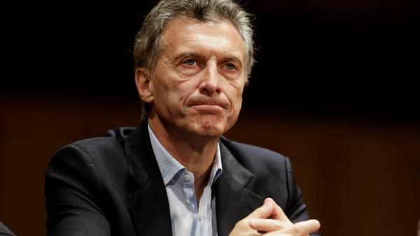 Presidente de Argentina da