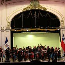 Basílica de La Merced recibe a la Orquesta Clásica U. de Santiago para celebrar 50 años de su parroquia