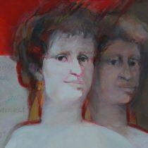 Exposición de obra gráfica y pictórica de Roser Bru en Galería Nemesio Antúnez de UMCE, hasta el 29 de abril