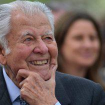Fallece ex Presidente Patricio Aylwin