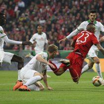 El Bayern llega a la final de la Copa Alemania con