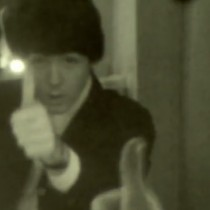 Aparece filme inédito de los Beatles