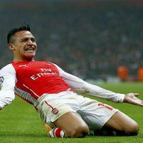 [Video] Alexis marca en victoria parcial del Arsenal ante el West Ham