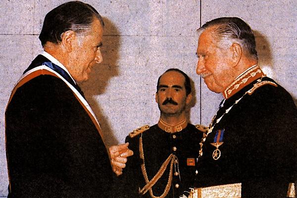 La realpolitik de Aylwin, la derrota de Pinochet y el triunfo de Jaime Guzmán
