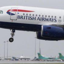 La Policía investiga el choque de un dron contra un avión de British Airways