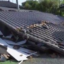 [VIDEO] Al menos hay 9 muertos: así quedó Japón luego de terremoto de ayer