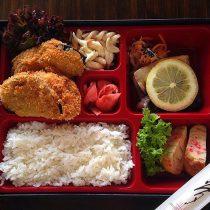 "Placeres Capitales: Restaurant ""Donkame Yoko"" comida casera Japonesa"