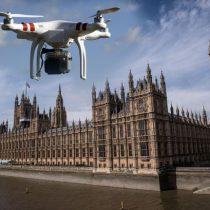 Gobierno británico critica a Amazon por seguridad de los drones