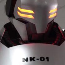 [VIDEO] Cada vez más cerca de Iron Man: presentan un exoesqueleto pilotado desde dentro