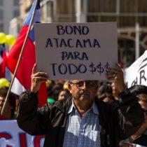 Diputados de la Comisión de Hacienda rechazan proyecto del Gobierno de bono Atacama