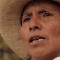 [VIDEO] Campesina indígena de Perú gana el