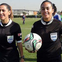 Dos juezas chilenas en la nómina de la FIFA para los Juegos Olímpicos