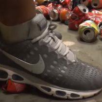 [Video] Reos de ex Penitenciaría de Santiago reciclan casi 2 toneladas de desechos