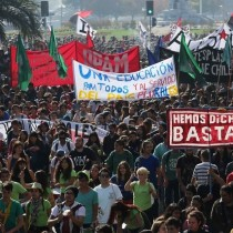 Secundarios critican baja cobertura de la gratuidad y confirman marcha para el 5 de mayo