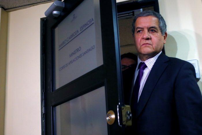 "Mario Carroza: ""Llegaron antecedentes de varios niños entregados en adopción irregular"""