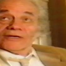 Película perdida por más de 25 años, en la que aparece Nicanor Parra, José Donoso y Juan Luis Martínez, se estrena en Providencia