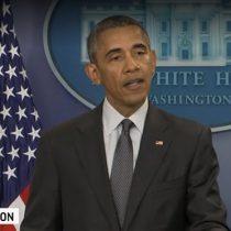 [VIDEO] La reacción de Obama y otros líderes mundiales ante el escándalo de los Papeles de Panamá