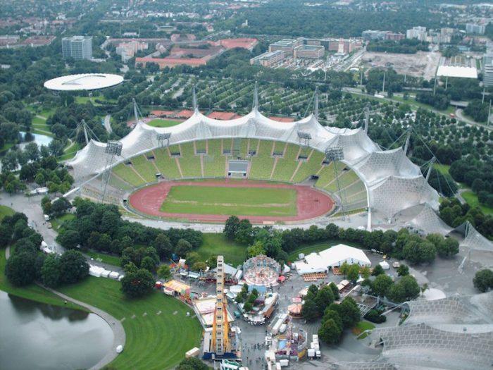 El Bayern, y la hermosa teoría matemática que inspiró el Olímpico de Múnich