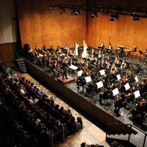 Sinfónica Nacional Juvenil fue ovacionada en el Teatro Municipal de Ñuñoa