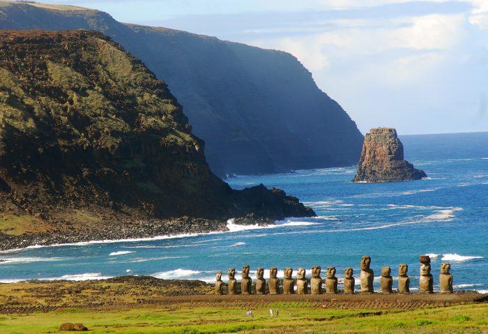 Conaf Isla de Pascua inaugura el primer centro de información al turista