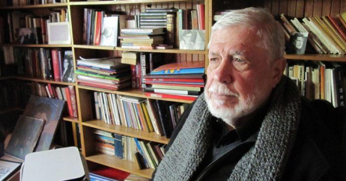 Poli Délano, escritor octogenario: «El presente lo veo con un ánimo más bien pesimista, pero el futuro, no»
