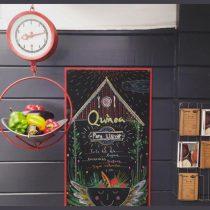 """Placeres capitales: Restaurant """"Quinoa"""", una saludable carta."""