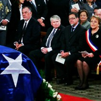 Contardo tras funeral de Aylwin: