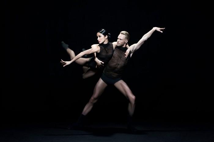 Raw Models (Modelos Primarios) del coreógrafo Jacopo Godani
