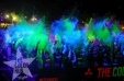 Este sábado se corre la versión inclusiva de la corrida The Color Run Night