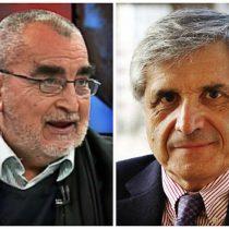 Tironi y Correa en el 13: hegemonía de obituario