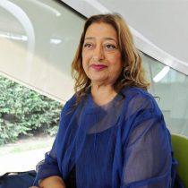 Zaha Hadid, la mujer que curvó la arquitectura