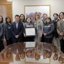 Dirección del Trabajo fue premiada en concurso iberoamericano por investigaciones en seguridad y salud en el trabajo