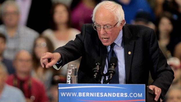 Un duelo entre Trump y Bernie Sanders aún añadiría mayor incertidumbre a las presidenciales de noviembre.