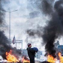 [GALERÍA] Las imágenes que ha dejado el conflicto en el sur de Chile