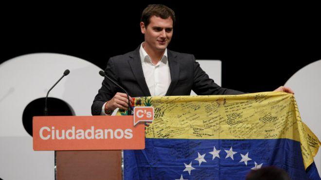 Cómo Venezuela se metió de lleno en la campaña electoral de España