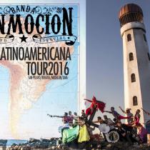 Banda Conmoción apela a los fans para gira latinoamericana