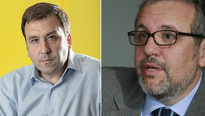 La pelea por Twitter entre un hiperventilado Juan Pablo Swett y Axel Christensen por el Chile Day
