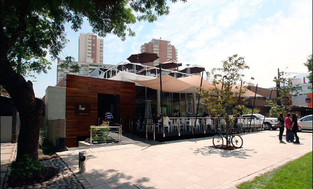 "Placeres Capitales: Restaurante La Mar, ""calidad extrema"""