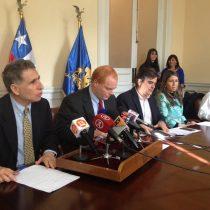 Bancada Transversal Antidelincuencia presenta proyecto de ley que sanciona a encapuchados