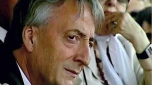 Néstor Kirchner murió en 2010, cuando su esposa, Cristina Fernández, era presidenta.