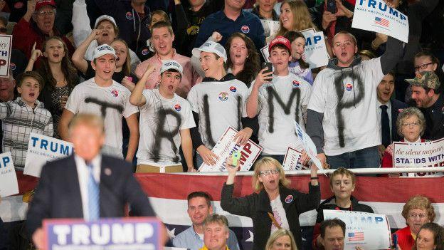Trump no ha hecho más que ganar seguidores, pese a los esfuerzos de parte del Partido Republicano.